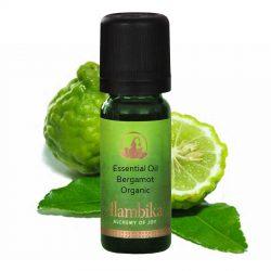 Bergamot (furocoumarin-free) Essential Oil, Org