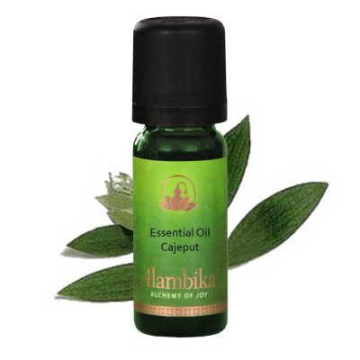 Cajeput Essential Oil, Org