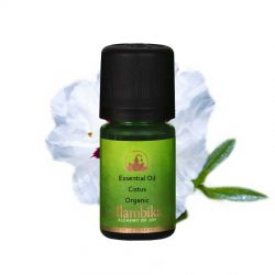 Cistus Essential Oil, Org