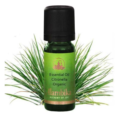 Citronella (Java-Type) Essential Oil, Org