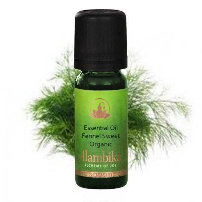 Fennel Sweet Essential Oil, Org