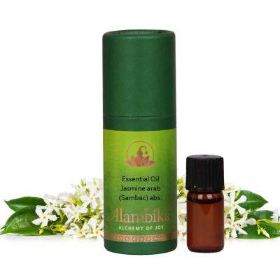 Jasmine arab. (Sambac) Abs. Essential Oil, Org