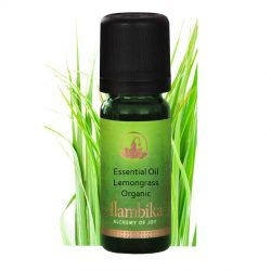 Lemongrass Essential Oil, Org