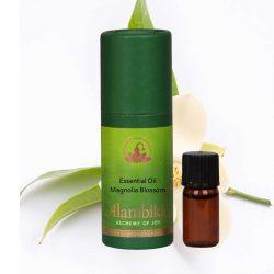 Magnolia Blossom Essential Oil 1ml, Org