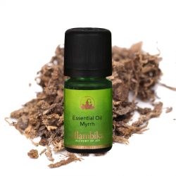 Myrrh Essential Oil, Org