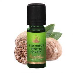 Nutmeg Essential Oil, Org