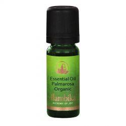 Palmarosa Essential Oil, Org