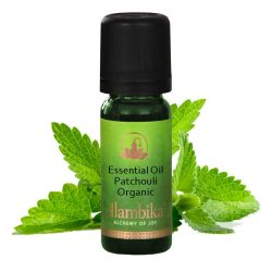 Patchouli Essential Oil, Org