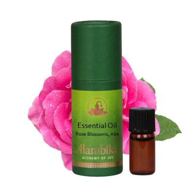 Rose Blossoms, abs. Essential Oil, Org