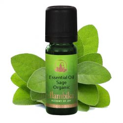 Sage Essential Oil, Org
