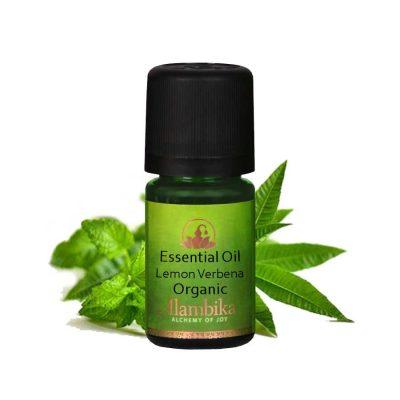Verbena (Lemon Verbena) Essential Oil, Org