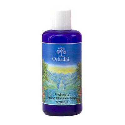 Oshadhi-Hydrolate-Hydrosol---Rose-Blossom-Alba---200ml