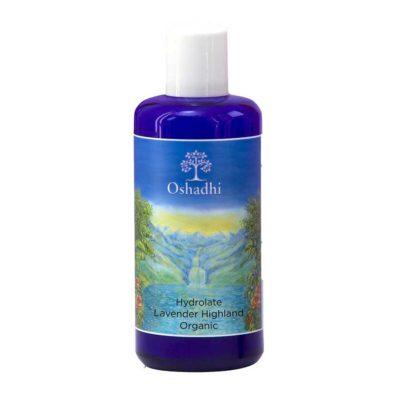 Oshadhi-Hydrolate---Lavender-Highland---Certified-Organic