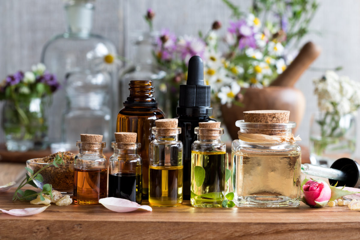 Essential oil: an overview